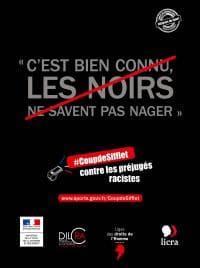 Affiche 1 de la campagne Coup de sifflet du Gouvernement Français