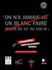 Affiche 3 de la campagne Coup de sifflet du Gouvernement Français