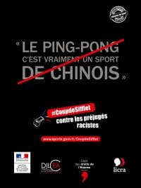 Affiche 4 de la campagne Coup de sifflet du Gouvernement Français