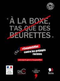 Affiche 5 de la campagne Coup de sifflet du Gouvernement Français