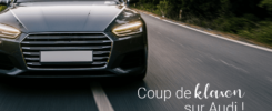 Visuel pour illustrer l'article 10 : Coup de klaxon sur Audi