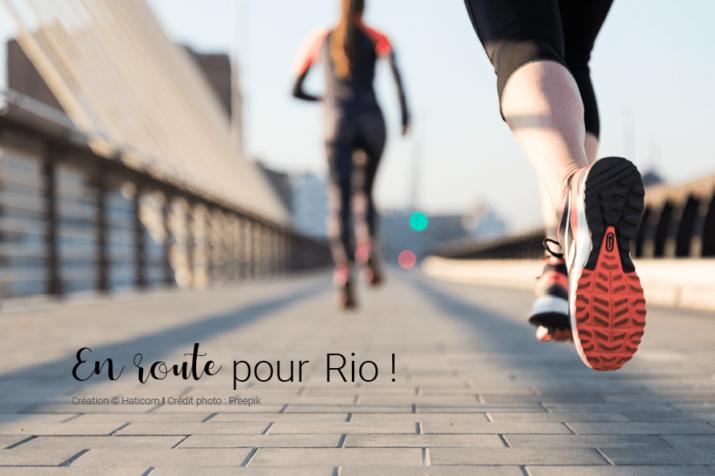 Visuel pour illustrer l'article 11 : En route pour Rio