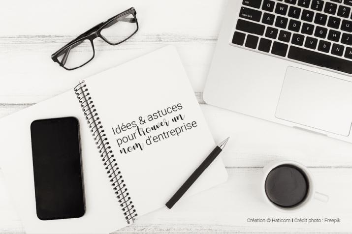 Visuel pour illustrer l'article 20 : Idées & astuces pour trouver un nom d'entreprise